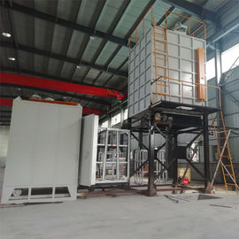 Cina Aluminium Alloy Electric Heat Treatment Furnace, Perlawanan Quenching Aluminium Aging Furnace Distributor
